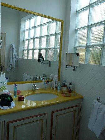 La Bastide du Port : Ванная комната.