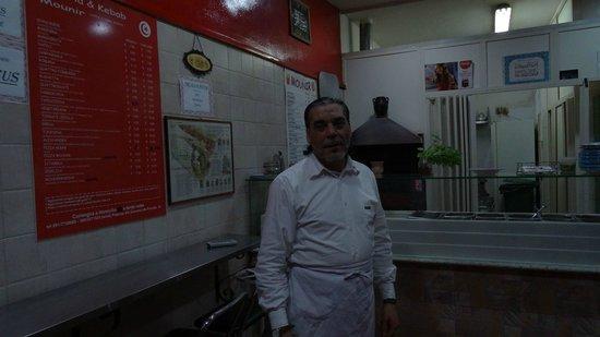 Mounir - Pizzeria & Kebab: Owner/Cook at Mounir