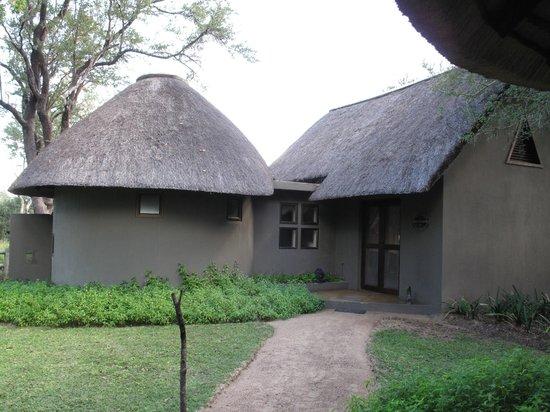 Sabi Sabi Selati Camp: The bungalows