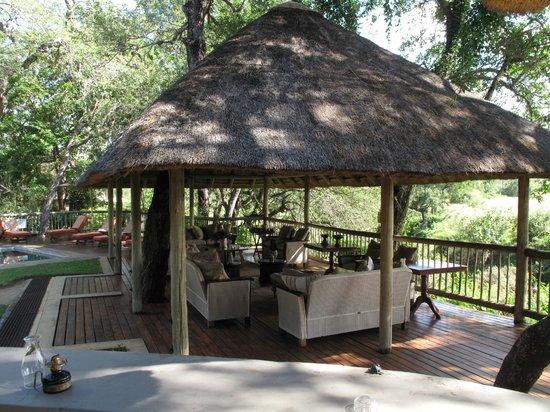 Sabi Sabi Selati Camp: Lounge