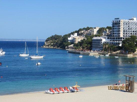 Hotel Son Matias Beach: lovely bay view