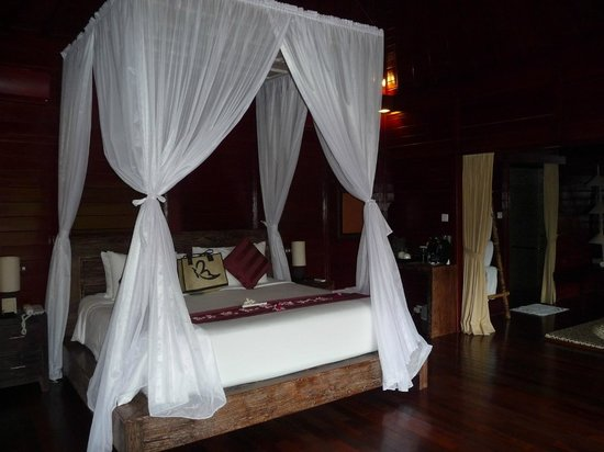 Kupu Kupu Barong Villas and Tree Spa: chambre