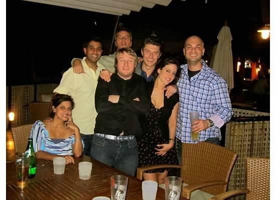Barasti Beach Bar : Great night at Barasti!