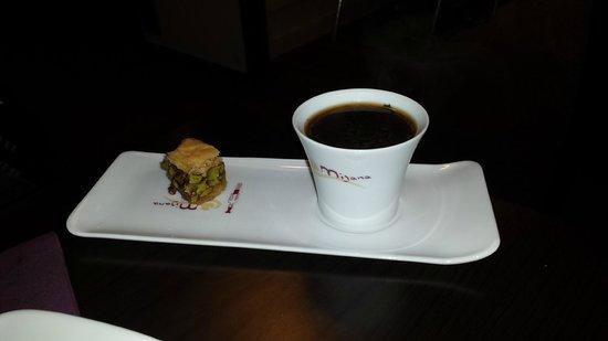 Mijana: café