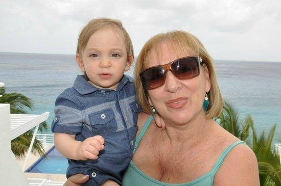 Miramar Condominiums: Baby's first trip to Paradise...Miramar Condos...