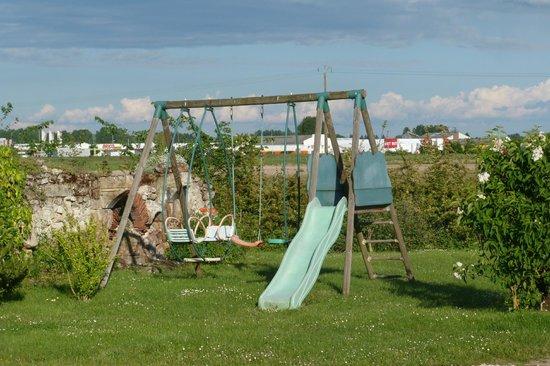 La Longère du Parc : jeu pour enfant
