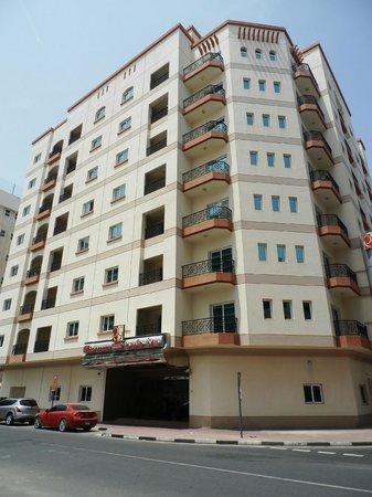 Rose Garden Hotel Apartments - Bur Dubai: Struttura hotel