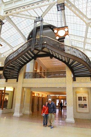 Chicago Greeter: Fabuloso Art Decó en Chicago!