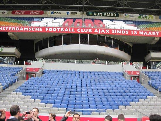 Amsterdam ArenA Stadiontours: World of Ajax Tours