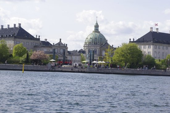 Stromma Canal Tours Copenhagen : View from Boat