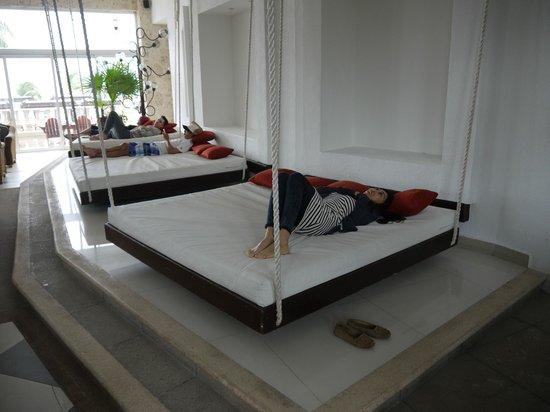 Hyatt Zilara Cancun : ホテルロビー