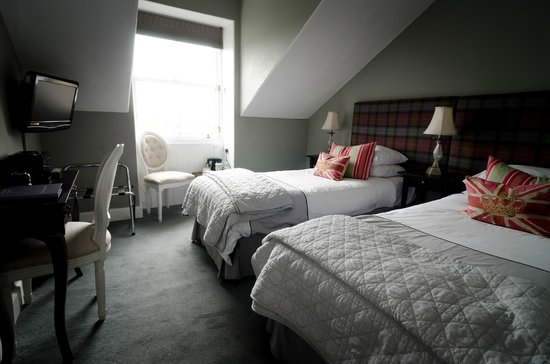 Kingsway Guest House: Twin room
