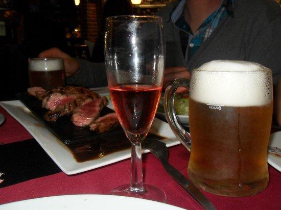 Cervejaria Joao Gordo: Lancers e Cerveja