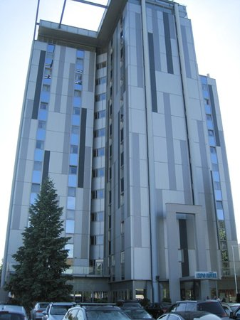 Expo Congress Hotel : Πρόσοψη ξενοδοχείου