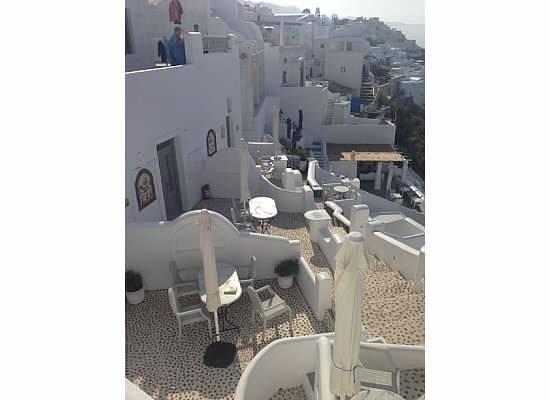 Filotera Suites: Private Balcony