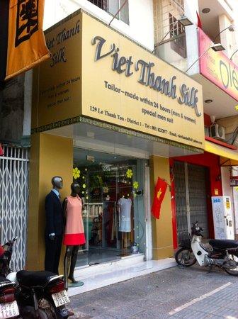 Viet Thanh Silk