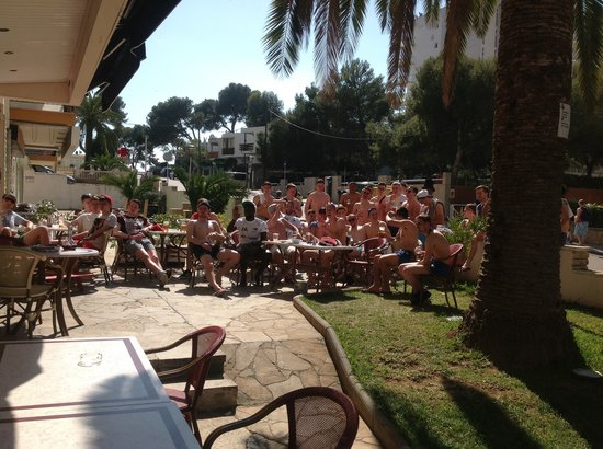 The Palm Tree: Salou-Fest