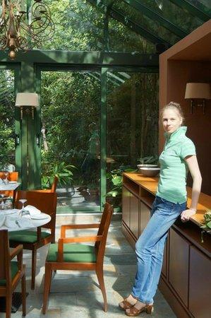 Herodion Hotel: Лобби отеля