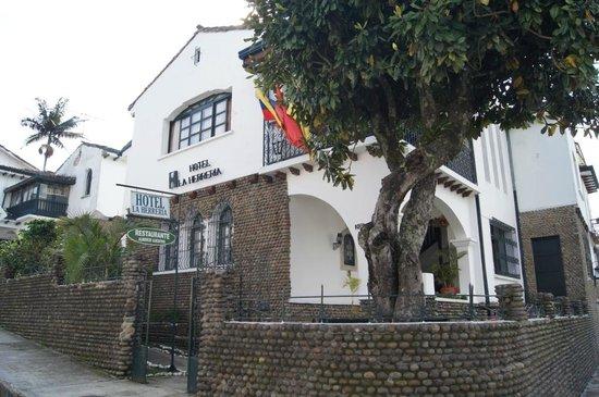 Hotel MS La Herreria: fachada