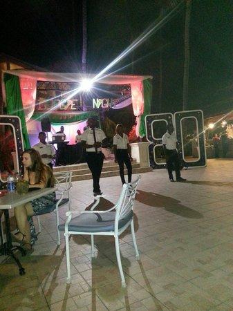 Majestic Elegance Punta Cana: Entertainment team!!