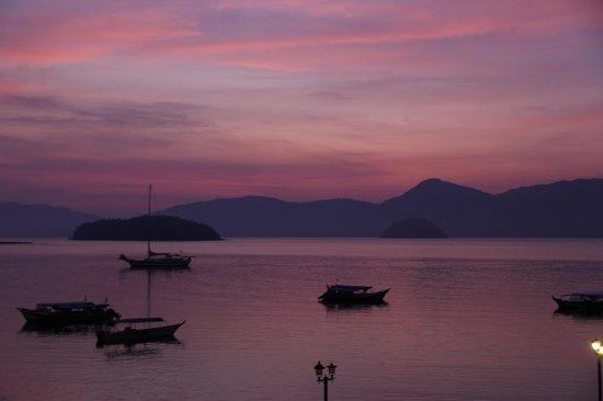 Resorts World Langkawi : sunrise