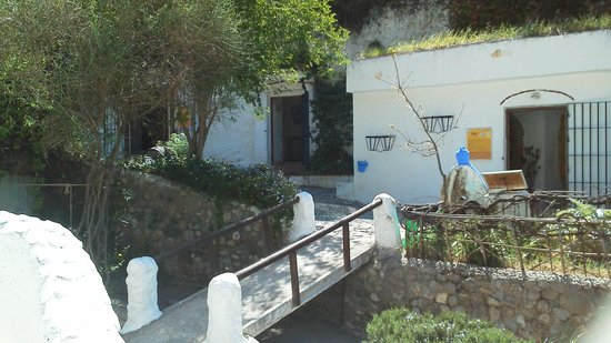 Sacromonte: House in the museum