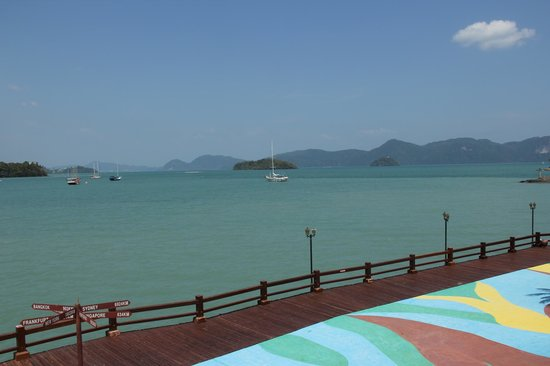 Resorts World Langkawi: ocean view