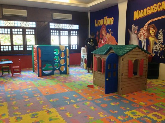 Meritus Pelangi Beach Resort & Spa, Langkawi : Kid's play room