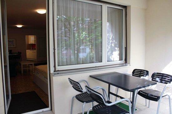 Apartments Hasenberg : Studio Superior