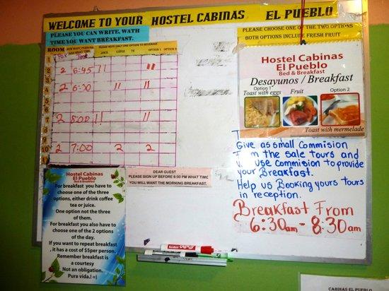 Cabinas El Pueblo Bed & Breakfast : 6