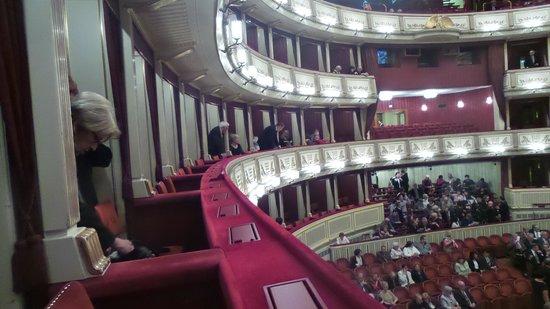 Staatsoper: Prime seats in the loges