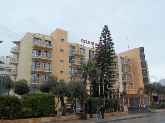 Stamatia Hotel : Отель