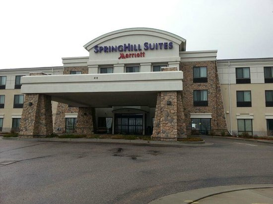 SpringHill Suites Cheyenne: carinissimo