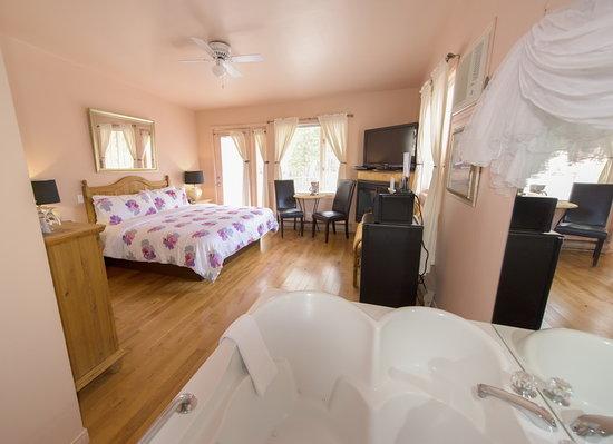 Hotel Spa Watel : Suite balcon
