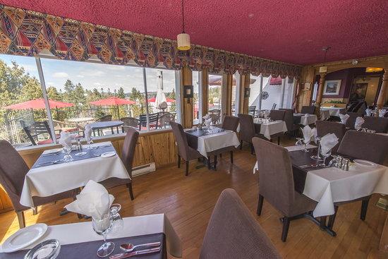 Hotel Spa Watel : Salle à manger Uno