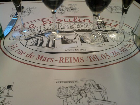 La Brasserie du Boulingrin: Logo