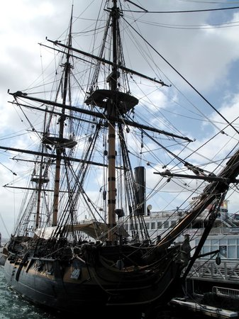 Maritime Museum of San Diego: .