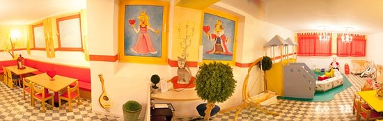 Familien Wellness Residence & Hotel TYROL: Babyclub Neu 2014