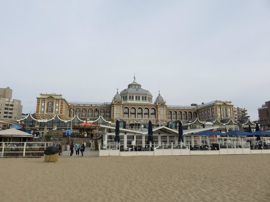 Grand Hotel Amrath Kurhaus The Hague Scheveningen : отель
