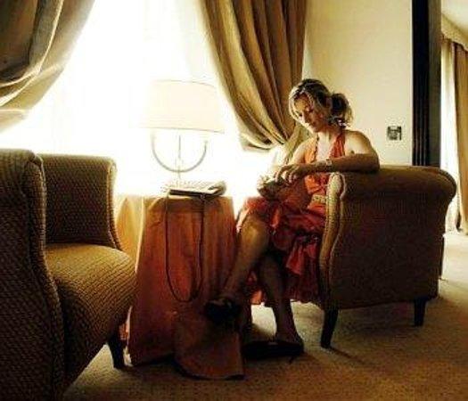Arbiana Hotel: Presidential Suite