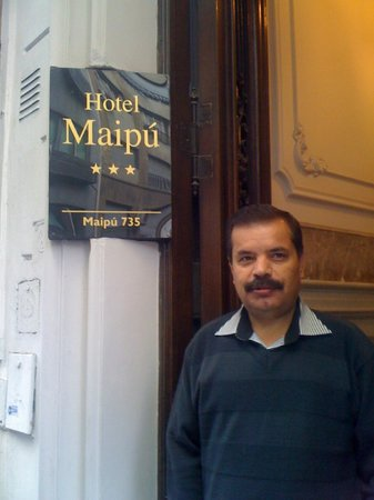 Hotel Maipo: valuable