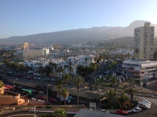 Sol Tenerife : вид с окна