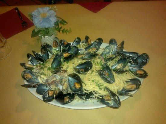 Osteria da Carla: Carbonara di mare