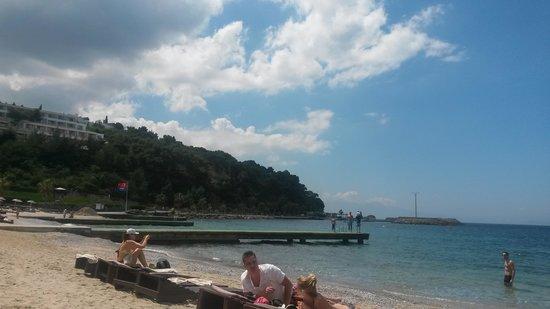 Pine Bay Holiday Resort: the beautiful beach