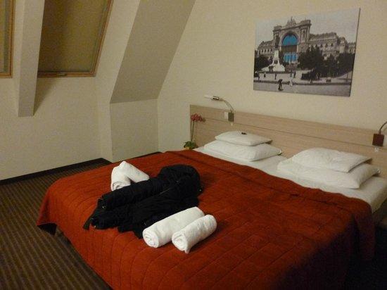 Bo18 Hotel Superior : Bedroom