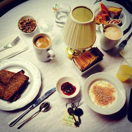 Mamiani Hotel Urbino : Una colazione strepitosa!
