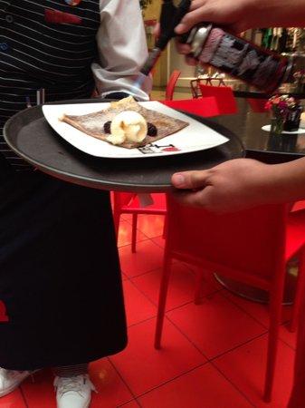 Saul Bistro Guatemala: Dessert