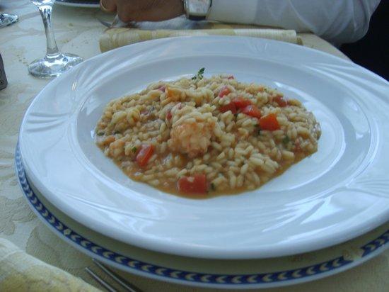 Sannicandro di Bari, Ιταλία: risotto all'aragosta