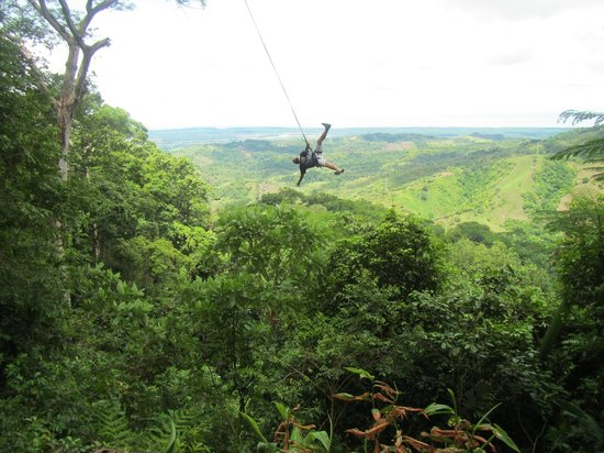 Osa Canopy Tour: Tarzan