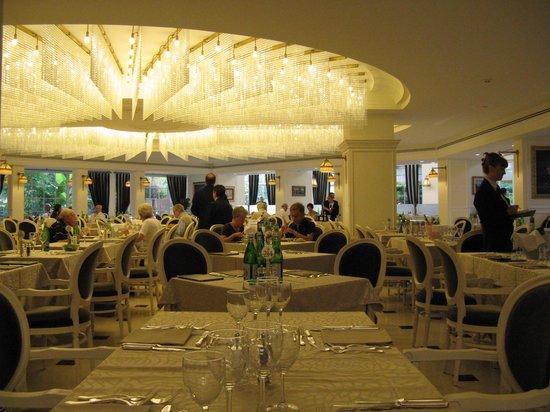 Hotel Terme Tritone Thermae & Spa: Ristorante